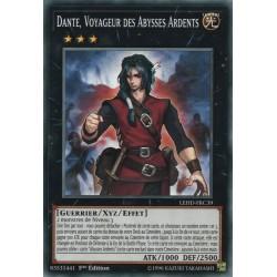 Yugioh - Dante, Voyageur Des Abysses Ardents (C) [LEHD]
