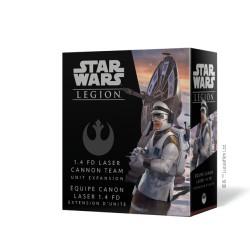Star Wars - Legion - Extension d'unité Equipe Canon Laser 1.4 FD