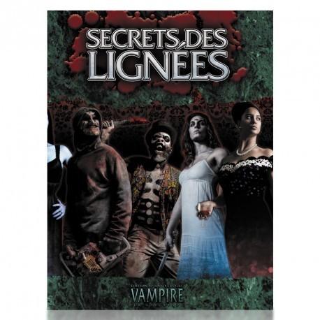 Vampire : la Mascarade Secrets des Lignées