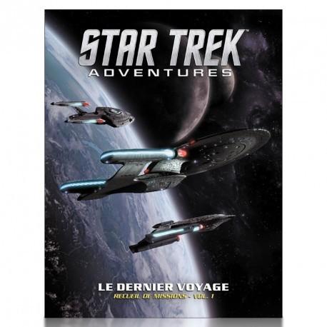 Star Trek Adventures : Le Dernier Voyage