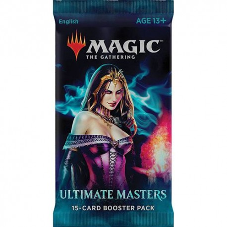 Booster Ultimate Masters (07/12/18)