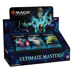 Boîte de 24 boosters Ultimate Masters (07/12/18)