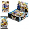 Booster Dragon Ball Super Card Game - Theme Boosters 2 X4 + 1 Booster TB1 Offert (06/12)