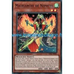 Yugioh - Matriarche de Nephtys (SR) [HISU]