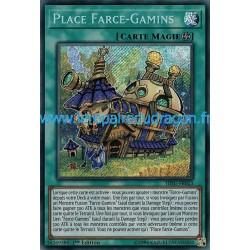 Yugioh - Place Farce-Gamins (STR) [HISU]