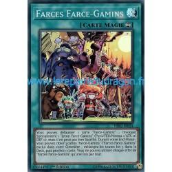 Yugioh - Farces Farce-Gamins (SR) [HISU]