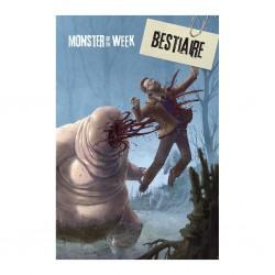 Monster of the Week - Bestiaire + Ecran