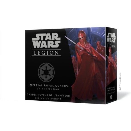 Star Wars - Legion - Extension d'unité Gardes Royaux