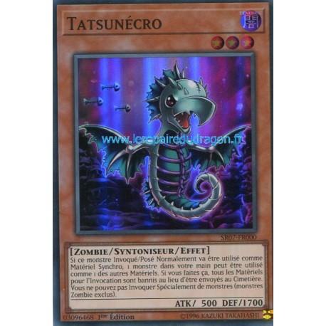 Yugioh - Tatsunécro (SR) [SR07]