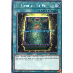 Yugioh - Le Livre De La Vie (C) [SR07]