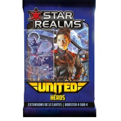 Star Realms United Booster Heros