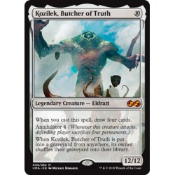 Incolore - Kozilek, Butcher of Truth (M) [UMA]