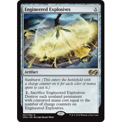 Artefact - Engineered Explosives (R) [UMA]