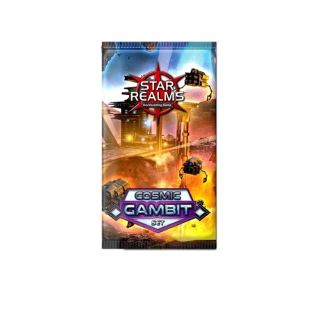 Star Realms Booster Cosmic Gambit