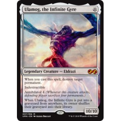 Incolore - Ulamog, the Infinite Gyre (M) [UMA] FOIL