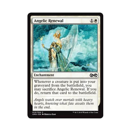 Blanche - Angelic Renewal (C) [UMA] FOIL