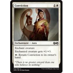 Blanche - Conviction (C) [UMA] FOIL