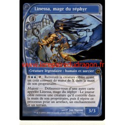 Bleue - Linessa, Mage du Zéphyr (R)