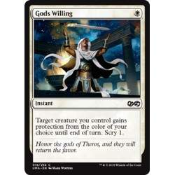 Blanche - Gods Willing (C) [UMA] FOIL