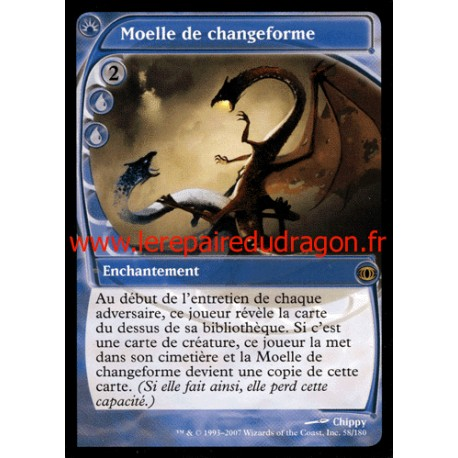 Bleue - Moelle de Changeforme (R)