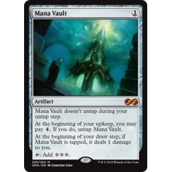 Artefact - Mana Vault (M) [UMA] FOIL