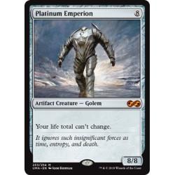 Artefact - Platinum Emperion (M) [UMA] FOIL