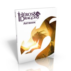 Heros et Dragons - Art Book