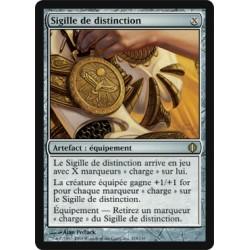 Artefact - Sigille de distinction