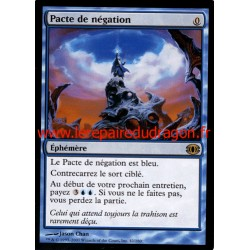 Bleue - Pacte de Négation (R)