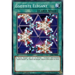 Yugioh - Egotiste Élégant (C) [LED4]