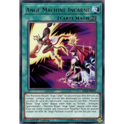 Yugioh - Ange Machine Incarné (R) [LED4]
