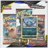 Pack 3 boosters Engloutyran - Soleil et Lune Duo de Choc (SL09) Pokemon (01/02)