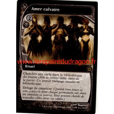 Noire - Amer Calvaire (R)