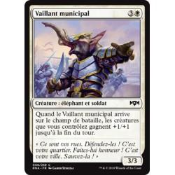 Blanche - Vaillant municipal (C) [RNA] (FOIL)