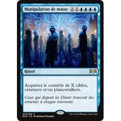 Bleue - Manipulation de masse (R) [RNA] (FOIL)