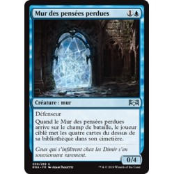 Bleue - Mur des pensées perdues (U) [RNA] (FOIL)