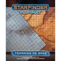 Starfinder - Terrains de Base
