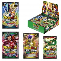 Boîte de 24 boosters Dragon Ball Super Card Game - Série 05