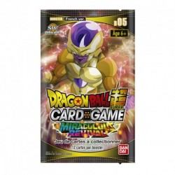 Boosters Dragon Ball Super Card Game - Série 05
