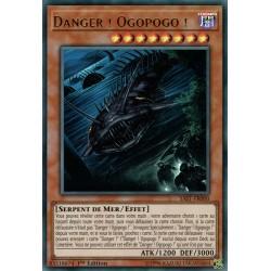 Yugioh - Danger ! Ogopogo ! (UR) [SAST]