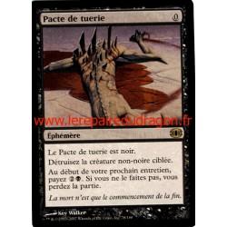 Noire - Pacte de la Tuerie (R)