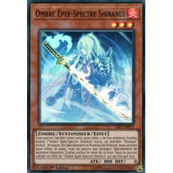 Yugioh - Ombre Épée-Spectre Shiranui (SR) [SAST]