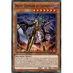 Yugioh - Orcust Chevalier du Cauchemar (C) [SAST]
