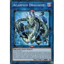 Yugioh - Agarpain Dragarde (SR) [SAST]