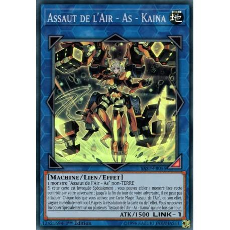 Yugioh - Assaut de l'Air - As - Kaina (SR) [SAST]