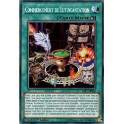 Yugioh - Commencement de Lutincantation (C) [SAST]