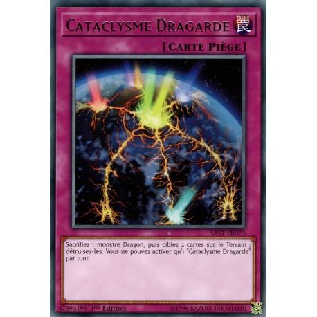 Yugioh - Cataclysme Dragarde (R) [SAST]