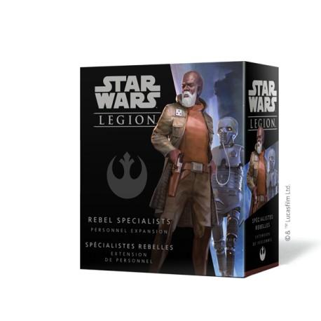 Star Wars - Legion - Spécialistes Rebelle
