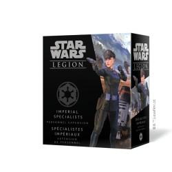 Star Wars - Legion - Extension de Personnel Spécialistes Impériaux