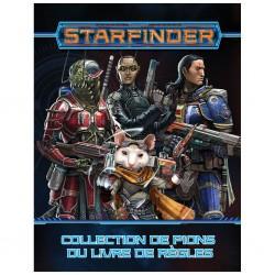 Starfinder - Collection de Pions du Livre de règles
